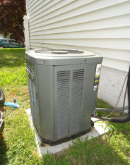 Air conditioning service maintenance and repairs in Newark, Jersey City, Hoboken, Bayonne, North Bergen and Kearny, NJ.